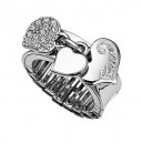 Guess Stretch Charm Ring