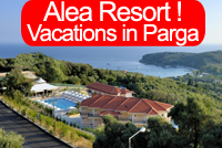 Alea Resort, Parga